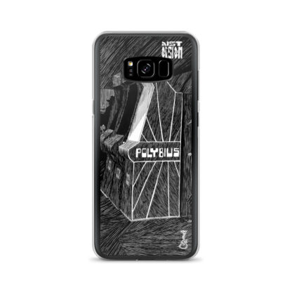 Distorsion Podcast x Mr Willow – Étui Samsung / Samsung Case