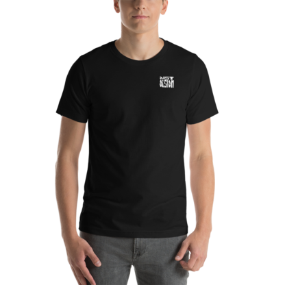 T-shirt Unisexe DEADPHONE (NOIR) – Distorsion Podcast