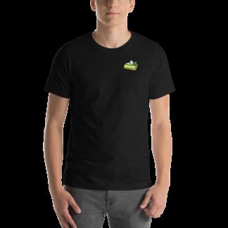 T-shirt Unisexe KEY LIME PIE (NOIR) – Distorsion Podcast